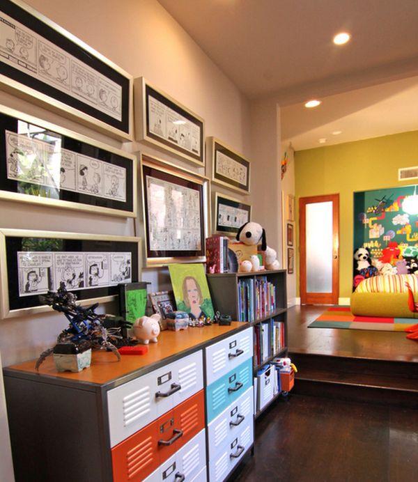 Simple Office Decor