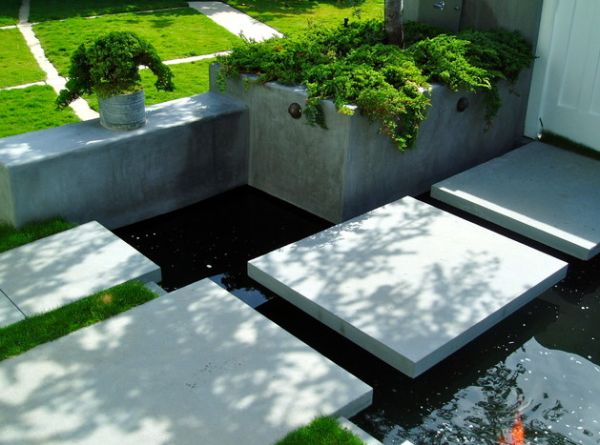Natural Inspiration: Koi Pond Design Ideas For A Rich And ... on Front Yard Pond  id=89918