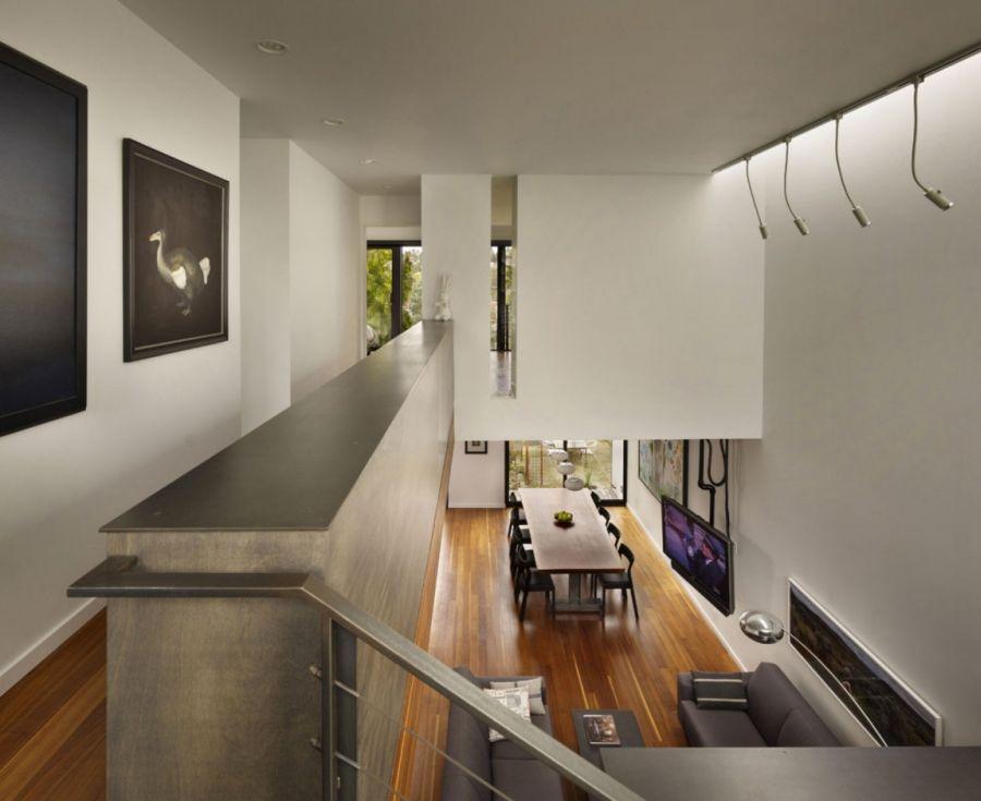Art Filled Interior Of Beet Residence Ushers In