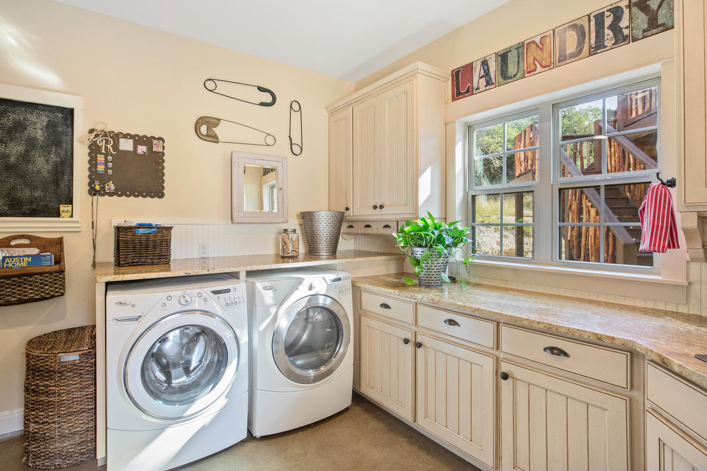 35 Laundry Room Shelving And Storage Ideas for Space-Savvy ... on Laundry Room Shelves Ideas  id=46740