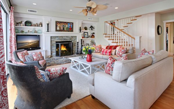 Coastal Style Interiors: Ideas That Bring Home The Breezy