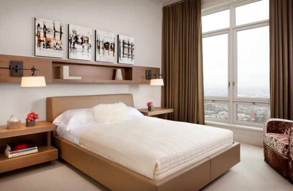 10 Small Bedroom Decorating Tips on Small Room Ideas  id=50128