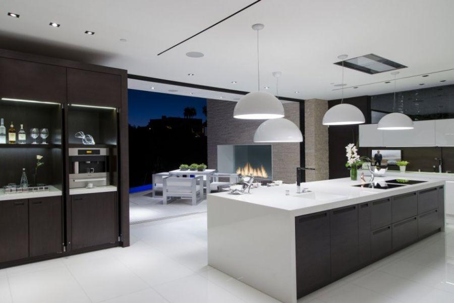 Stylish Modern Kitchen California House Decoist