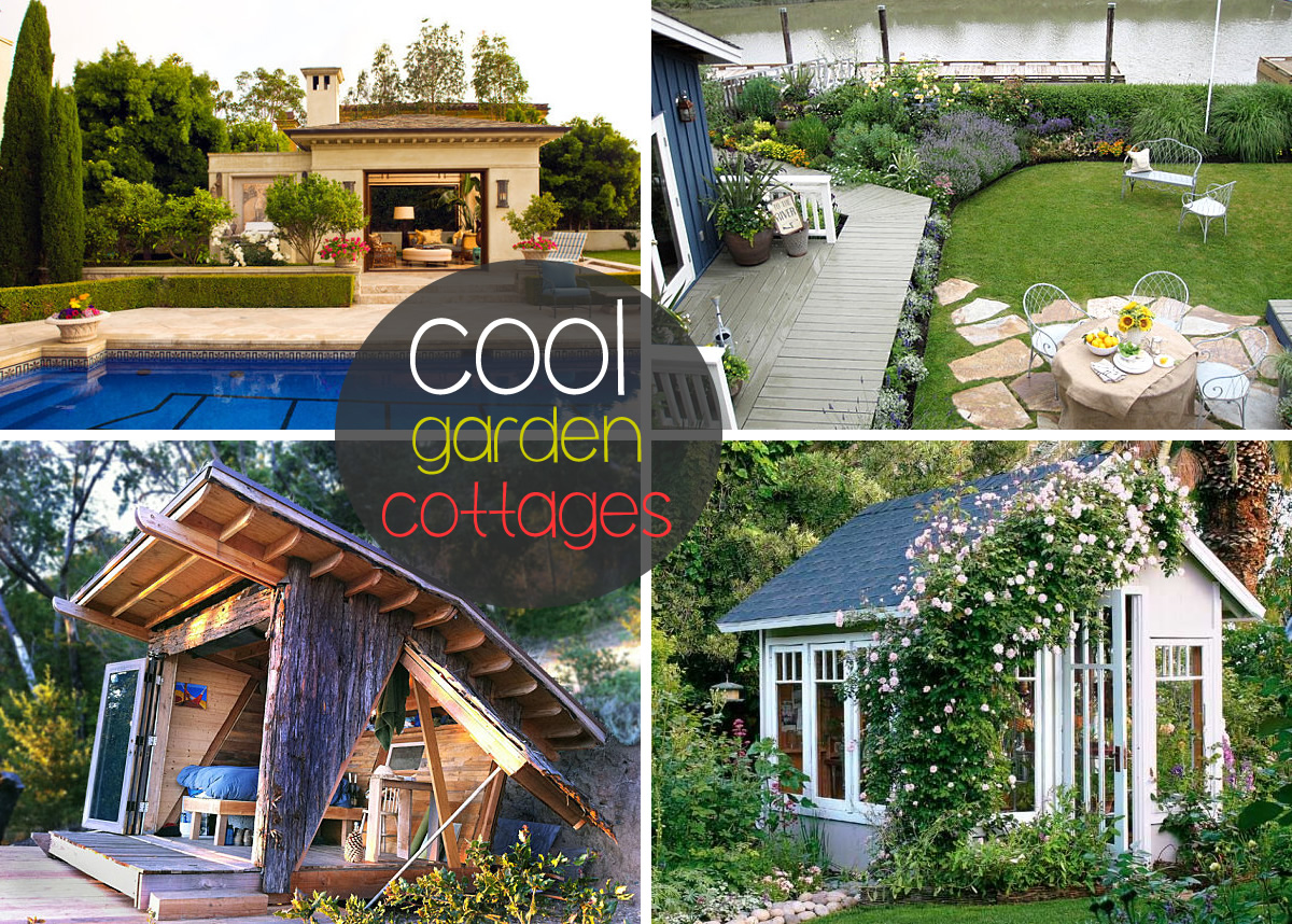 Garden Cottages and Small Sheds for Your Outdoor Space on Cottage Yard Ideas id=51010