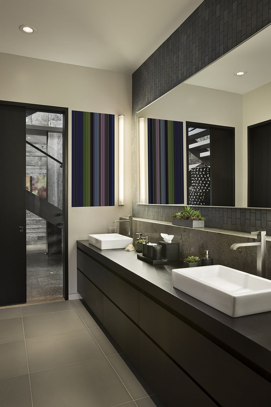 Private Luxury Ski Resort in Montana by Len Cotsovolos on Small:e_D8Ihxdoce= Restroom Ideas  id=16084