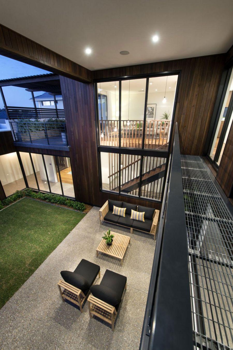Ravishing Perth Residence Sports Sleek Design And A