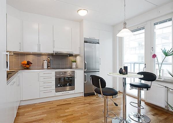 Small Kitchen Design Apartment
