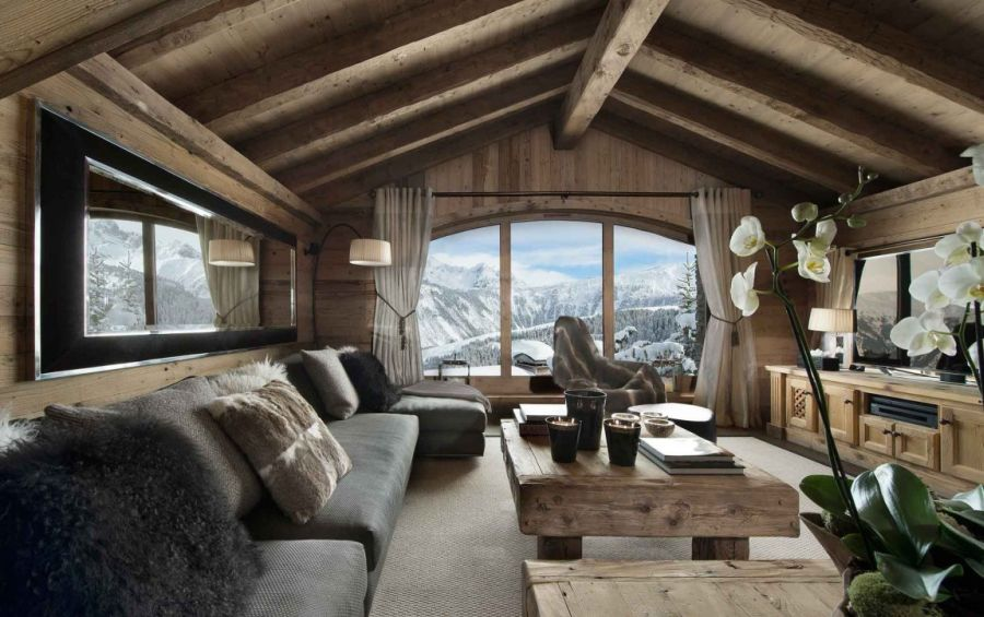 Chalet Pearl Ski Lodge Promises A Breathtaking Holiday In