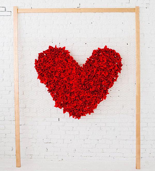 Easy DIY Valentines Day Decorations