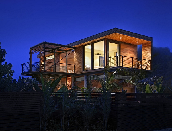 Metallic Structure Houses Designs Plans And Pictures
