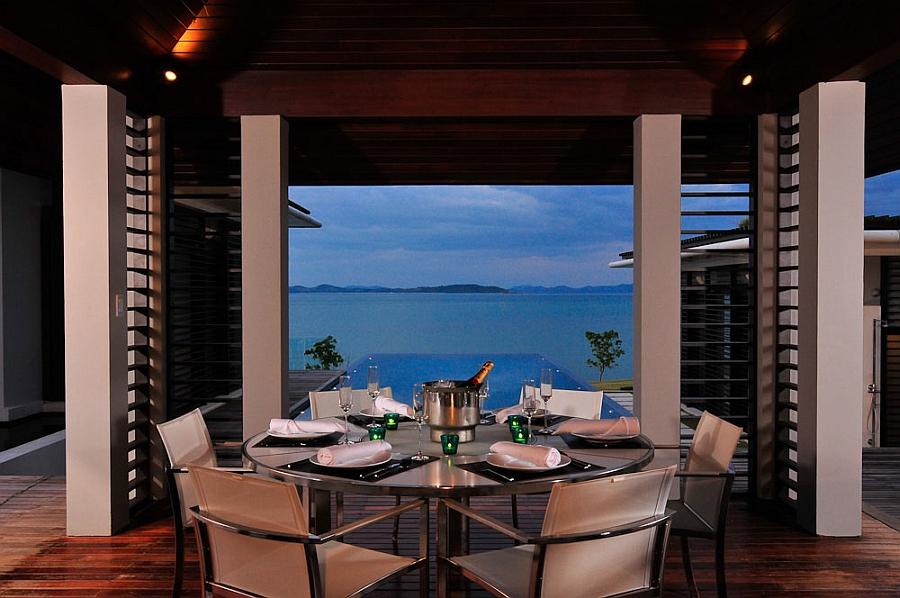 Luxurious Villa In Thailand Blends Serene Elegance With