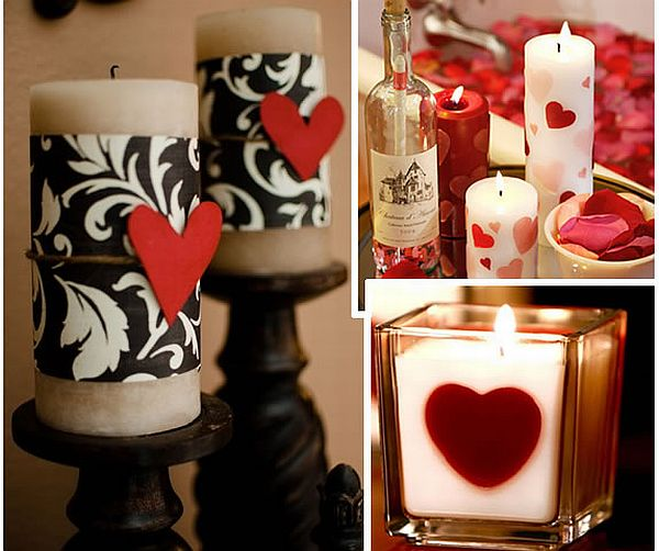 Darling Diy Heart Art For Your Valentine 39 S Decor