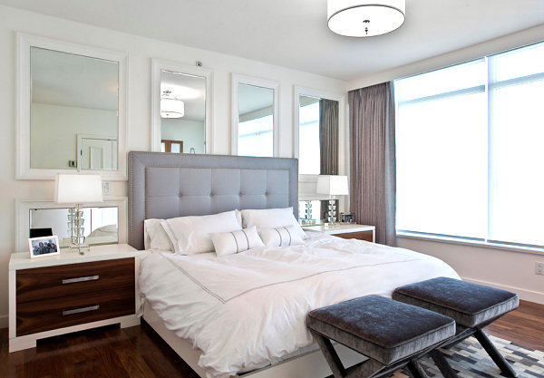 5 Easy Bedroom Makeover Ideas on Mirrors Next To Bed  id=24208