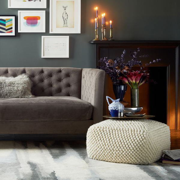 Add Comfort To Your Home With Floor Pillows And Poufs