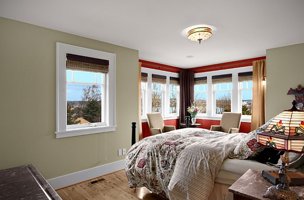 View In Gallery Accent Walls Need Not Always Be Ones Behind The Bed