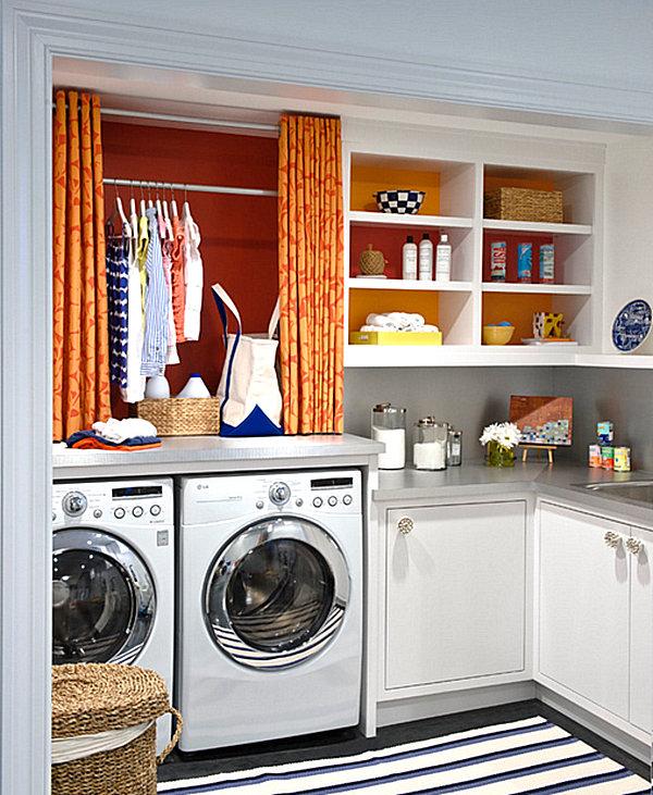 Eye-Catching Laundry Room Shelving Ideas on Laundry Room Shelves Ideas  id=80834