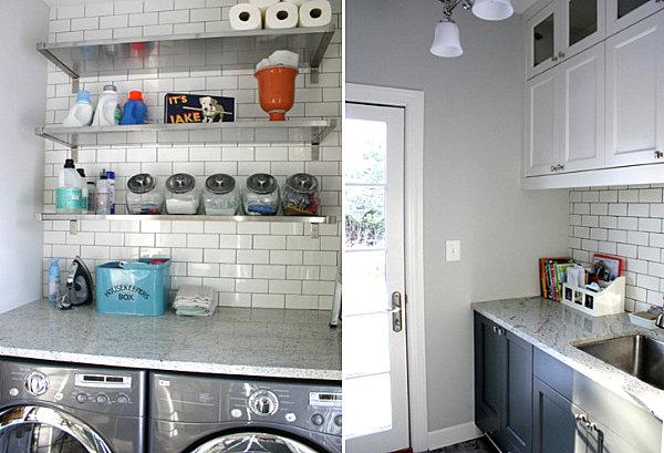 Eye-Catching Laundry Room Shelving Ideas on Laundry Room Shelves Ideas  id=40313