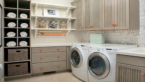 Eye-Catching Laundry Room Shelving Ideas on Laundry Room Shelves Ideas  id=92908