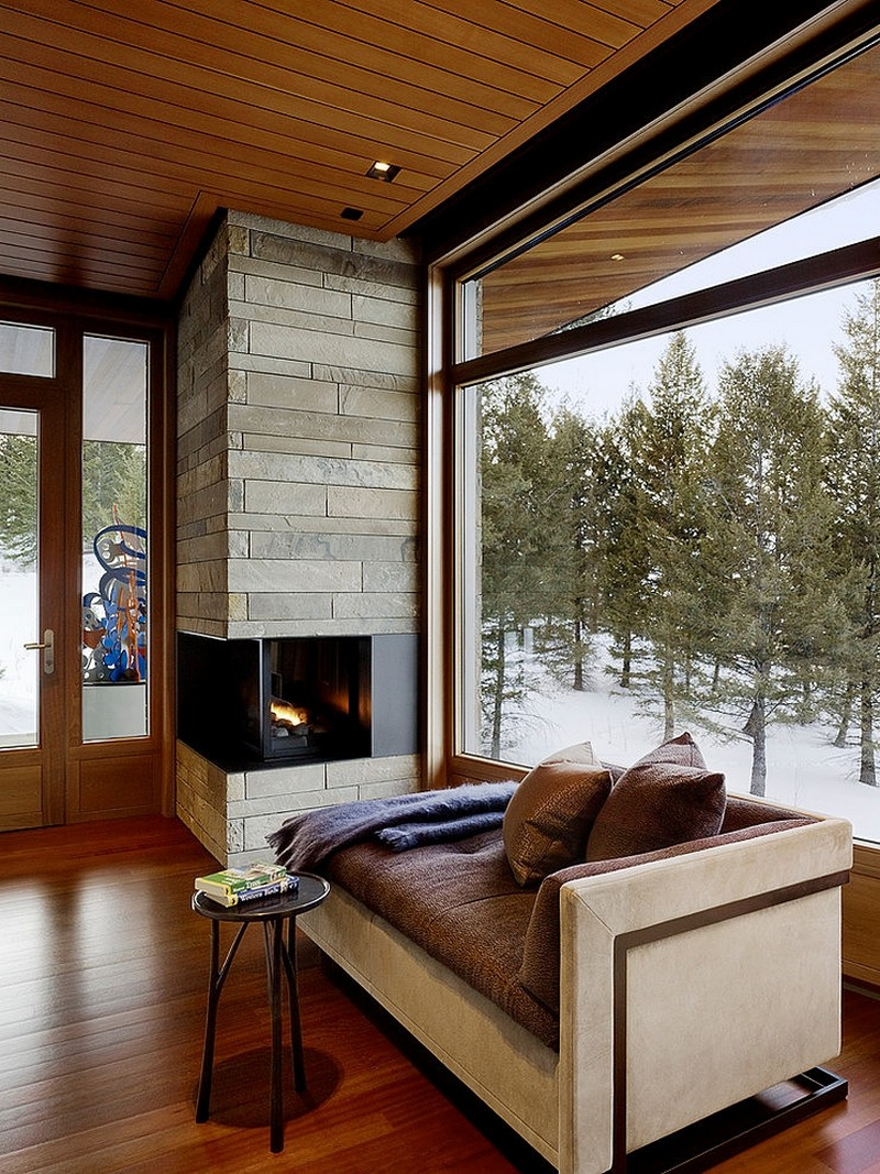 Stunning Wyoming Butte Compound Features Contemporary