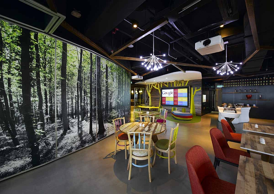 Google Amsterdam Office A Tour Through The Whimsical And