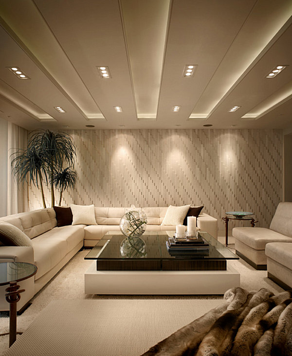 Interior Design Solutions: What Makes A Room Relaxing? on Wall Lighting For Living Room id=49902