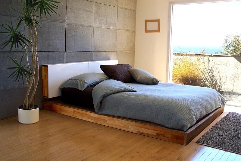 50 Minimalist Bedroom Ideas That Blend Aesthetics With ... on Bedroom Minimalist Design  id=79711