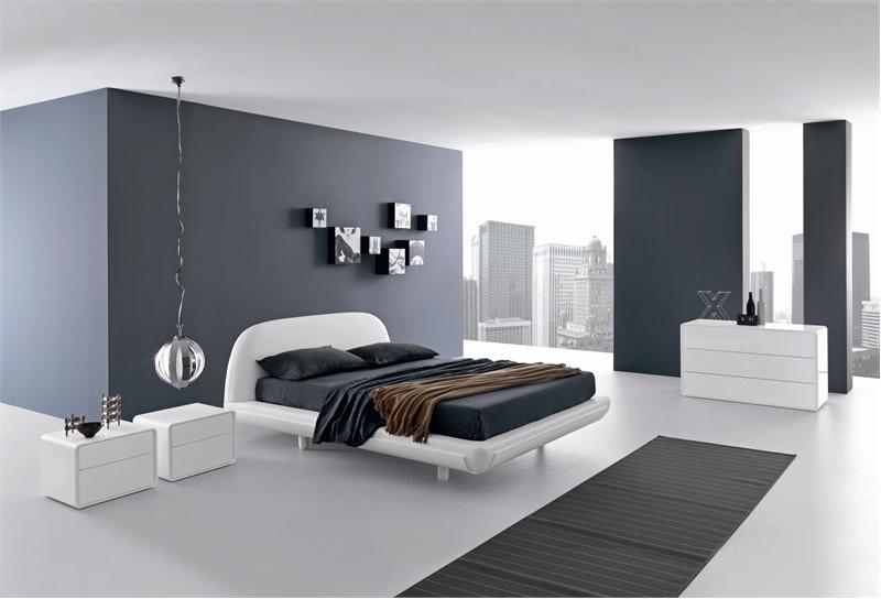 50 Minimalist Bedroom Ideas That Blend Aesthetics With ... on Minimalist Bedroom Design Ideas  id=68625