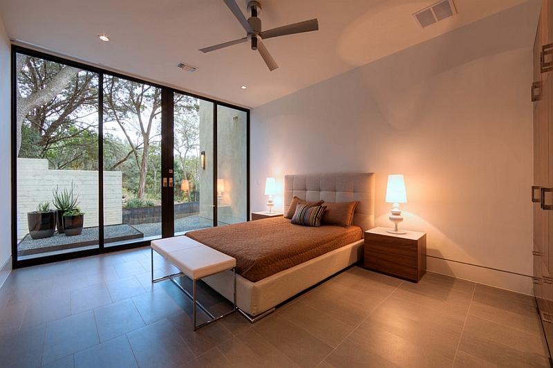 50 Minimalist Bedroom Ideas That Blend Aesthetics With ... on Minimalist Bedroom  id=35308