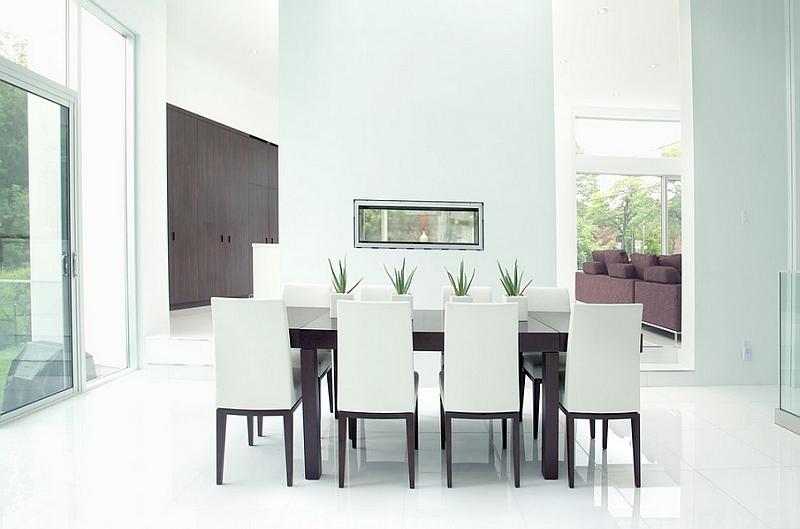Minimalist Dining Room Ideas, Designs, Photos, Inspirations on Minimalist Room Design  id=90303