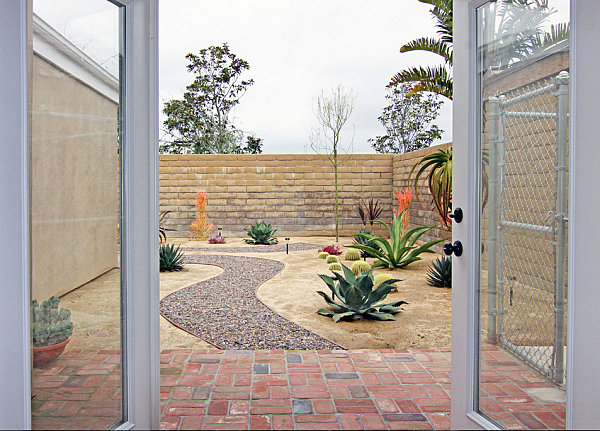 Modern Xeriscaping Ideas For Your Outdoor Space on Xeriscape Backyard Designs  id=69394