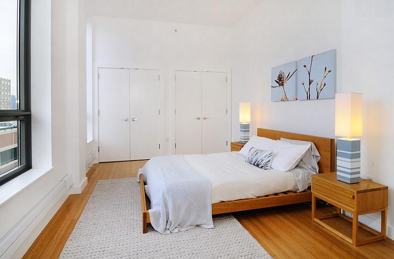 50 Minimalist Bedroom Ideas That Blend Aesthetics With ... on Bedroom Minimalist Design Ideas  id=89808