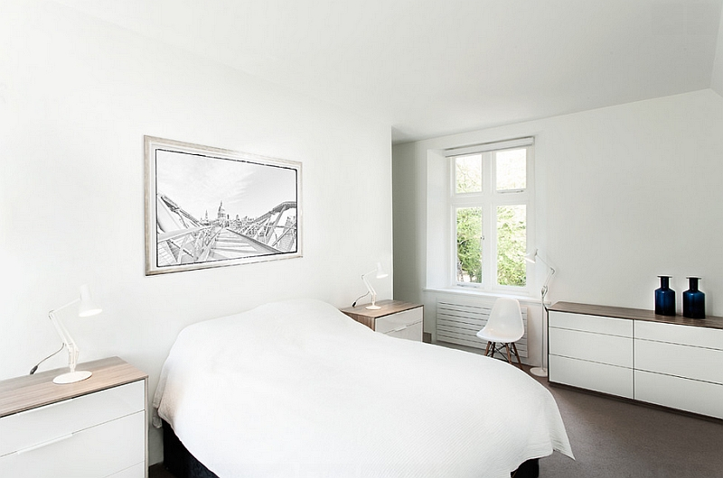 50 Minimalist Bedroom Ideas That Blend Aesthetics With ... on Bedroom Minimalist Ideas  id=54901