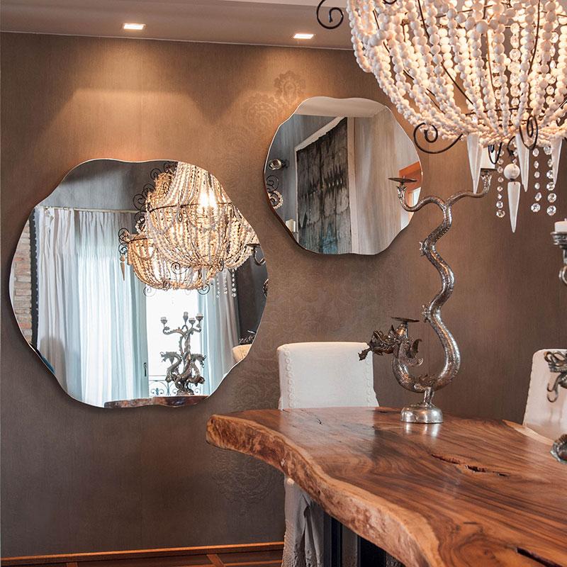 Tree Trunk Decor Ideas Tables Stools Mirrors And