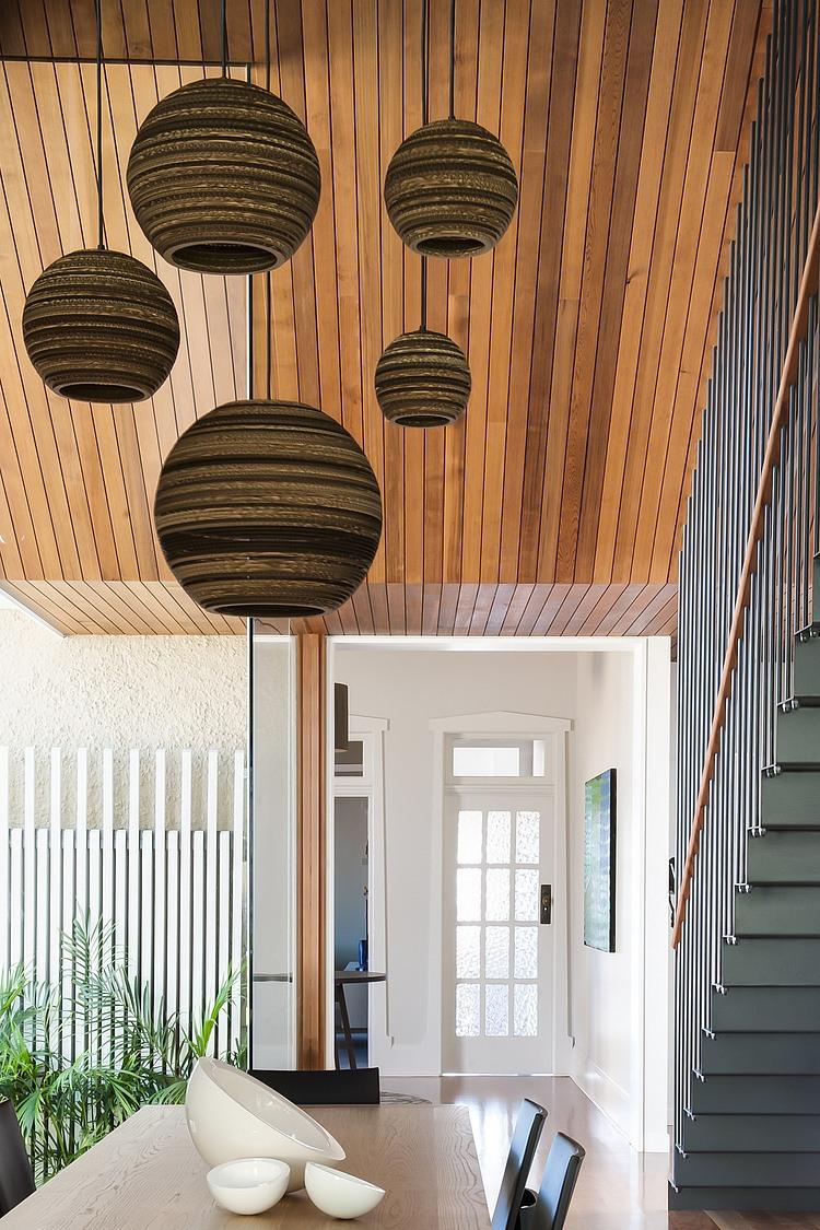 Timber Pendant Lights
