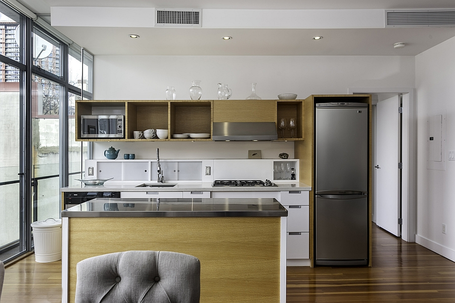 Dramatic Views And A Snazzy Interior Shape Loft Style