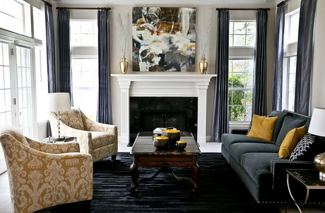 View Yellow Living Room Decor Amazing Home Design Fresh