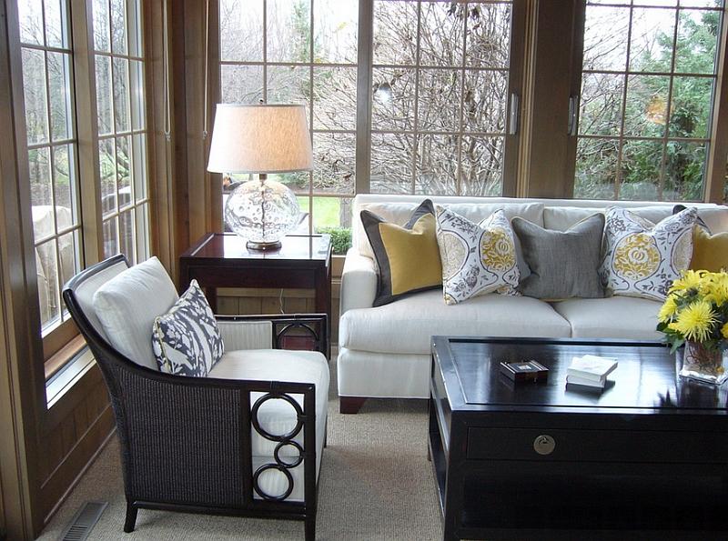 Living Gray Sofa Ideas Decorating Room