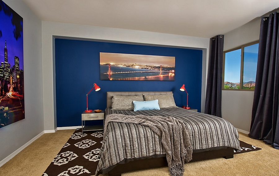 Masculine Bedroom Ideas, Design Inspirations, Photos And ... on Bedroom Ideas Guys  id=36607