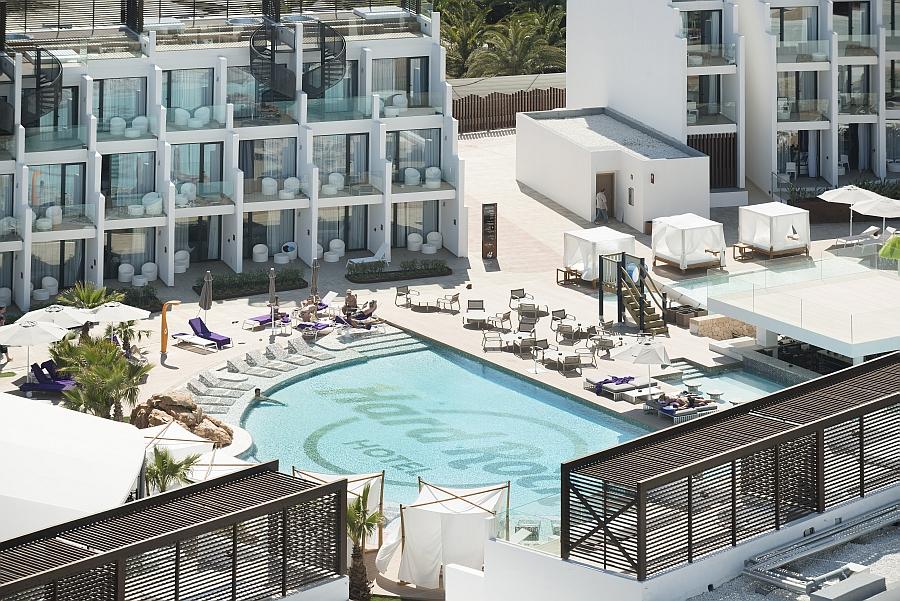 Hard Rock Hotel Ibiza Luxury Details By Tribu