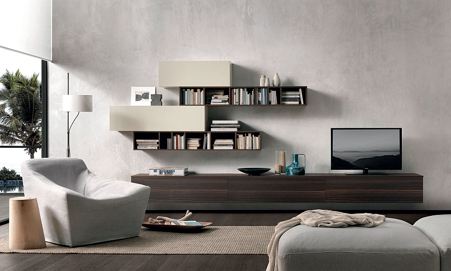 20 Most Amazing Living Room Wall Units on Living Room Wall Units id=47081