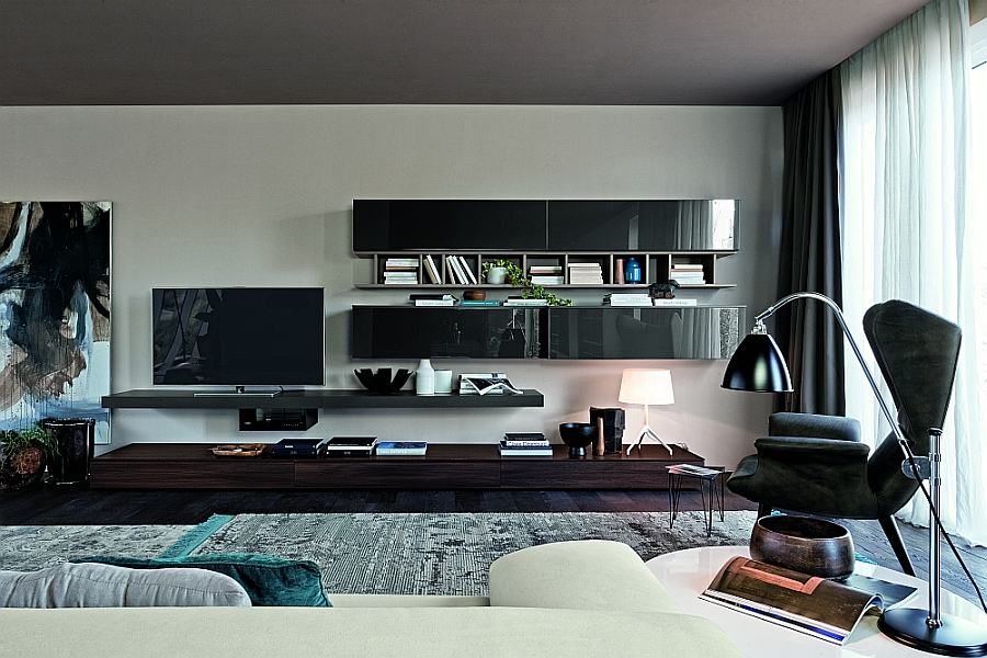 15 Versatile Modular Living Room Units Trendy