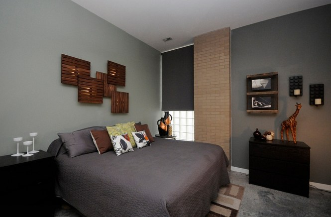 50 Enlightening Bedroom Decorating Ideas For Men 16