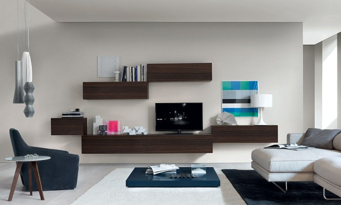 Tv Wall Units For Small Living Room