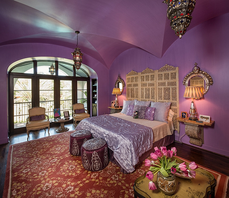 Decorating a small home might seem like a bit of a challenge at first. Moroccan Bedrooms Ideas, Photos, Decor And Inspirations