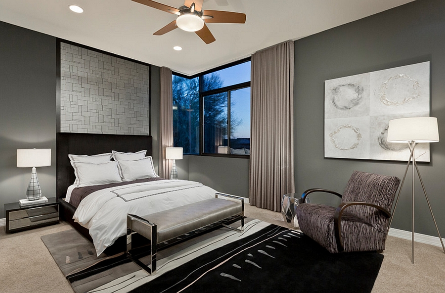 Masculine Bedroom Ideas, Design Inspirations, Photos And ... on Small Room Ideas For Guys  id=49453
