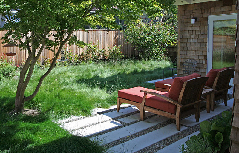 Your Backyard Landscaping Strategy: Manicured Or Untamed? on Low Maintenance Backyard Design  id=92716