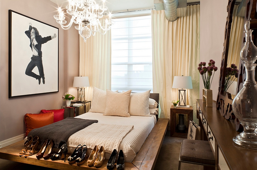 Feminine Bedroom Ideas, Decor And Design Inspirations on Modern Bohemian Bedroom Decor  id=65782