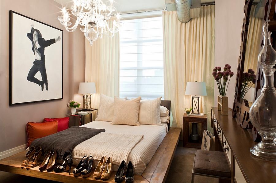 Feminine Bedroom Ideas, Decor And Design Inspirations on Boho Modern Bedroom  id=85974