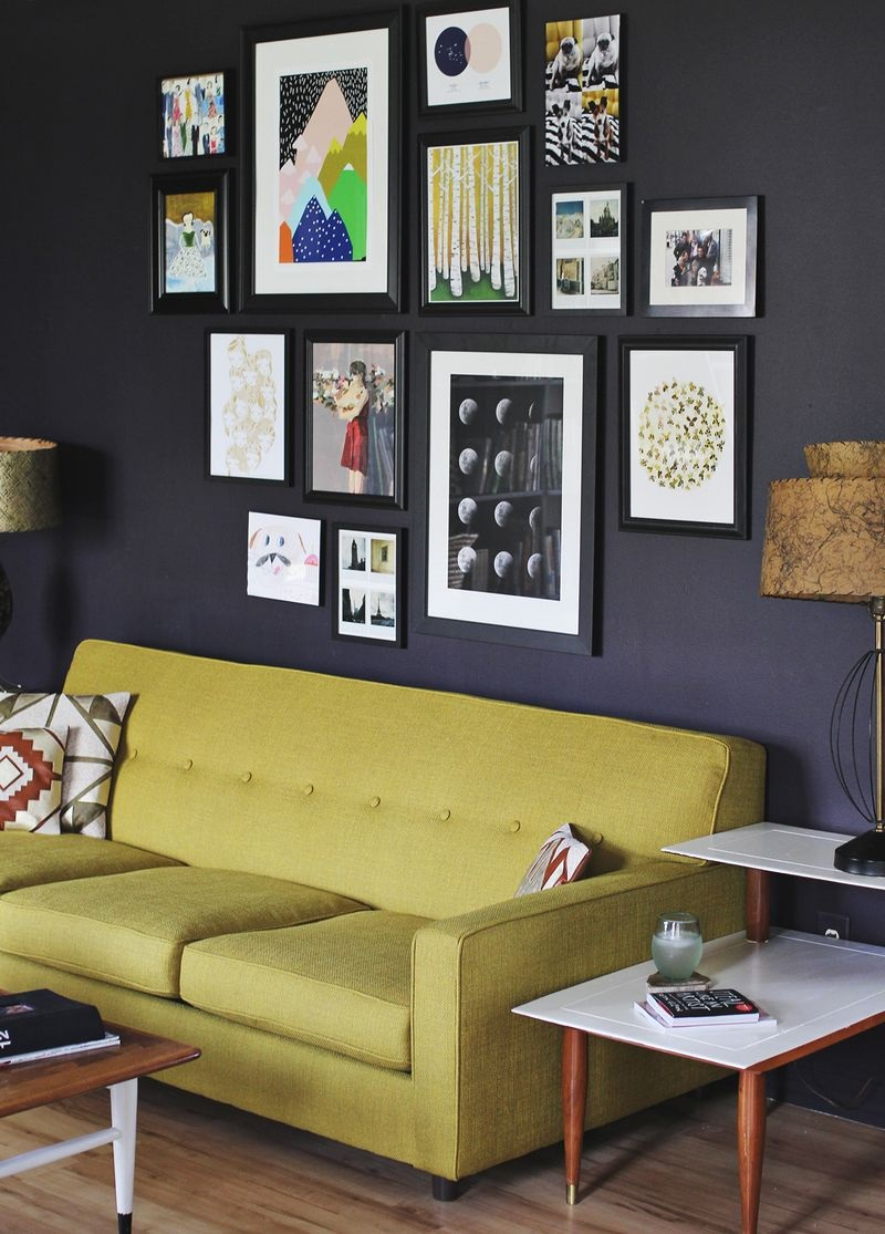 Create An Eye-Catching Gallery Wall on Pictures For Room Decor  id=68820