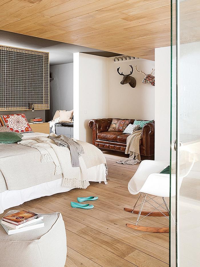 Industrial Bedroom Ideas, Photos Trendy Inspirations on Trendy Bedroom  id=78779